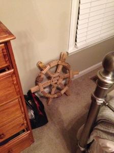 Bedroom Nautical Project Summer 2015