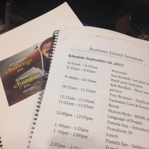 JP Business Training  Fall 2015