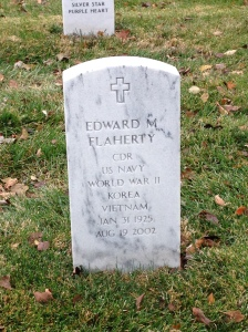 My Grandfather Arlington Cemetery 2002