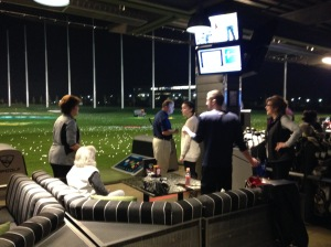 Top Golf Party Fall 2015
