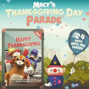 Macy's Day or Bust Fall 2015