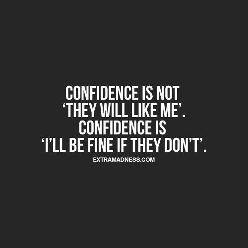 Confidence Extramadness.com