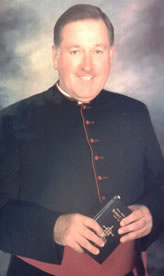 Msgr. McMurtrie Picture Cunningham Condolences