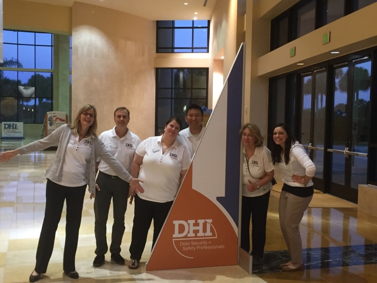 DHI Registration Team May 2016