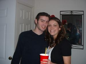 Danny and Jackie Christmas 2005