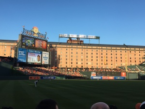 Camden Yards June 2016
