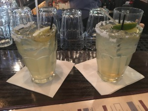 Margaritas with my Boyfriend