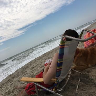 Beach Napping September 2016