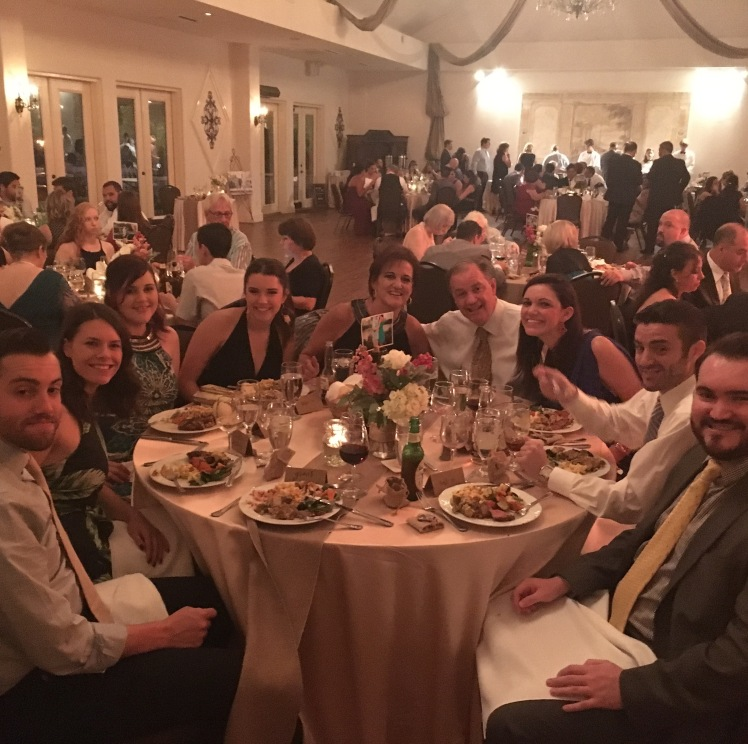 Heppes Family at Wedding June 2016