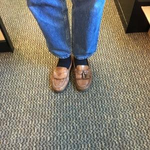 Dad is so Fashion Forward September 2016