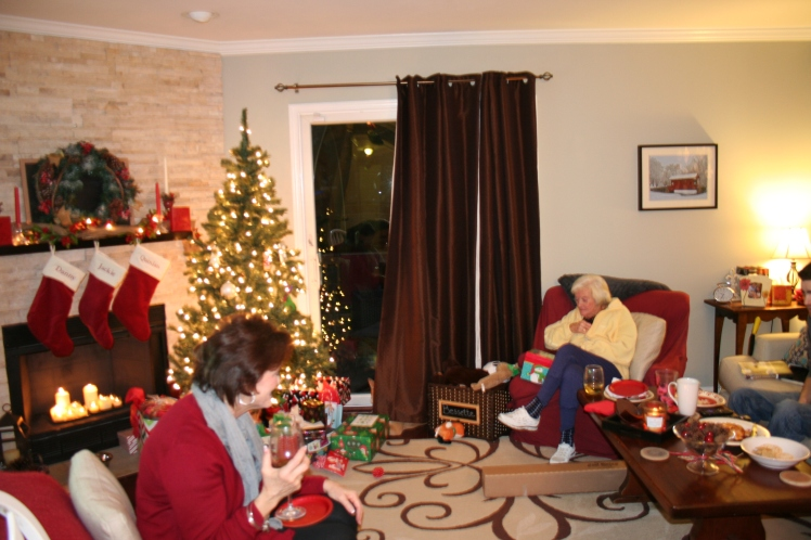 Christmas in January January 2017