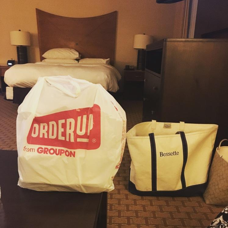 Baltimore Hotel Night  February 2017